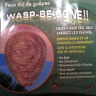 Simulated Fake wasp yellow jacket hornet nest trap (NEW)