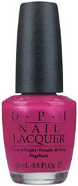 OPI Nail Polish in Flashbulb Fuchsia