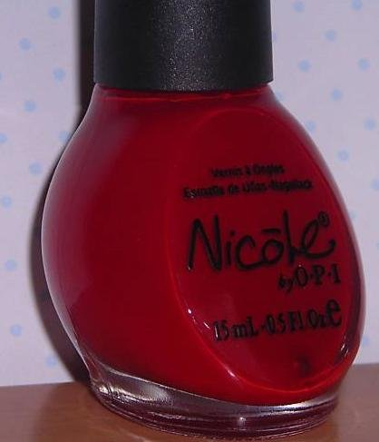 Nicole by OPI in Deeply in Love
