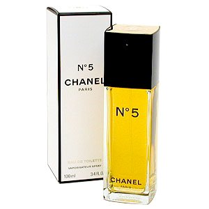 No. 5 by Chanel Eau de Toilette (1.7 fl oz)