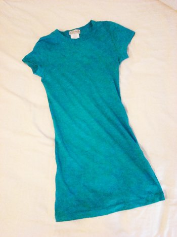 Freedom Long Blue Tunic (Size S)