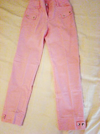 Pink Jeans (Size M)