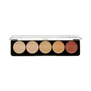 Make Up For Ever 5 Camouflage Cream Palette - No. 3