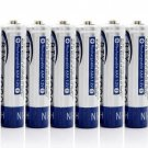 10 Package  TRIPLE A AAA 600MAH 1.2V NIMH RECHARGEABLE BATTERY FOR SOLAR GARDEN LED LIGHT