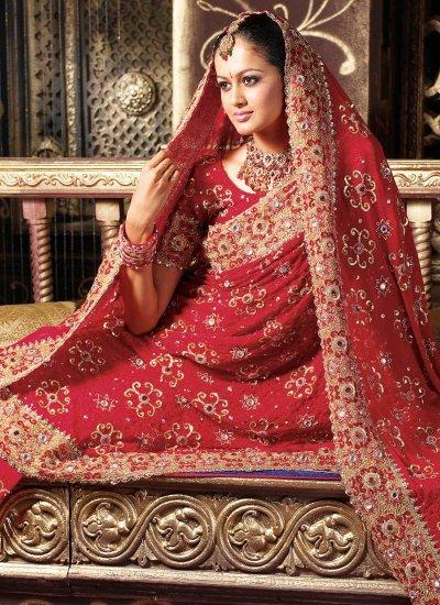 Bridal Saree SAASH 9106