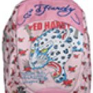 ED HARDY Original Campus Back Pack - Pink