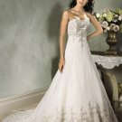 New style Custom-made wedding Dress bridal wear Gown DS034