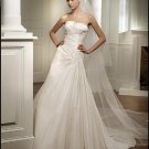 New style Custom-made wedding Dress bridal wear Gown DS035