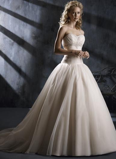 New Wedding Dress Bridesmaids Bridal Gown Custom/Hot DS045