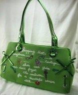 Green Glitter Small Tote