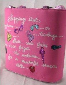 Pink Glitter Bucket