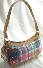 Tartan Handbag 1