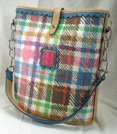 Tartan Handbag 7