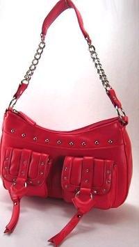New Red Handbag