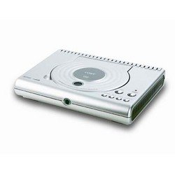 Coby DVD207 Region-Free DVD Player