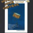 Beyond Stick Control Book/CD Set For the Snare and Drum Set Player by Glenn W. Meyer