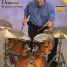 Advanced Jazz Drumset DVD/Chart Set by Danny Gottlieb