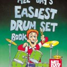 Easiest Drum Set Book by James Morton