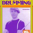 Funk Drumming Book/CD Set by Jim Payne
