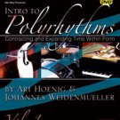Intro To Polyrhythms Book/DVD Set Contracting and Expanding Time Within Form, Vol. 1