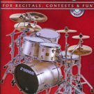 Musical Drumset Solos for Recitals, Contests and Fun Book/CD Set by Rob Leytham