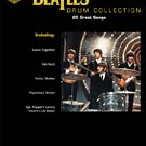 The Beatles Drum Collection transcription book new