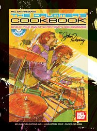 The Drummer's Cookbook Book/CD Set by John Pickering