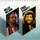 WILLIE NELSON EDDIE RABBITT singer songwriters music cd FREE SHIPPING