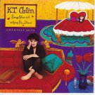 K.T. OSLIN Songs From An Aging Sex Bomb - Greatest Hits CD
