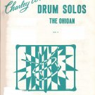 THE OHIOAN - Charley Wilcoxon - snare drum solo sheet music
