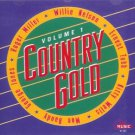 Country Gold Volume 1 music cd with free shipping