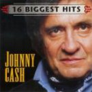 JOHNNY CASH 16 BIGGEST HITS CD free shipping