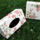 Tissue & tea boxes