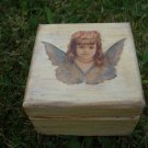 Jewelry angel box