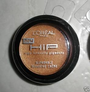 L'Oreal HIP Blendable Cream Blush Bronzer in Spry