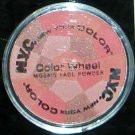 N.Y.C. Color Wheel Mosaic Powder Blush in Pretty in Pink