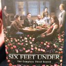"""Six Feet Under"" Season 3, like new"