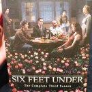 """Six Feet Under"" Season 3, like new"