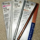 Maybelline Line Stylist Set of 2: Silver Dazzle, Gold Flash
