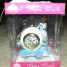 Disney Cinderella Mini Clock