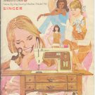 Singer Model 758 778 Touch & Sew Zig Zag Sewing MANUAL ON CD