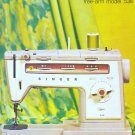 Singer Model 538 Stylist Sewing Machine MANUAL ON CD