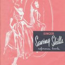 Singer Sewing Skills Reference Book 1955 MANUAL ON CD