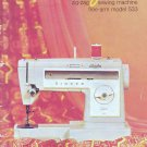 Singer Model 533 Stylist Sewing Machine MANUAL in pdf format