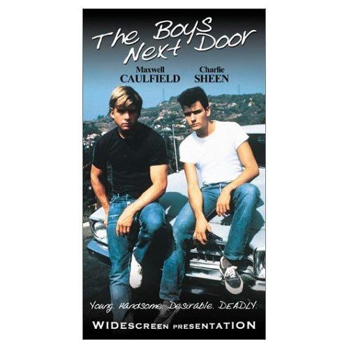The Boys Next Door (VHS) 1985