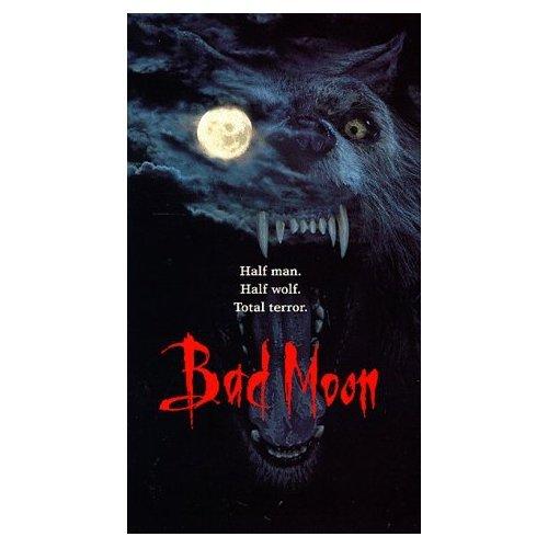 Bad Moon (VHS) 1996