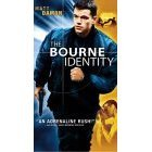 The Bourne Identity (VHS) 2003