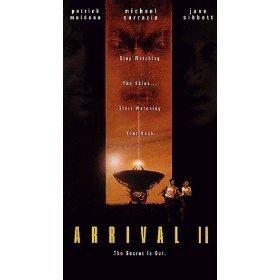 Arrival II (2000) VHS