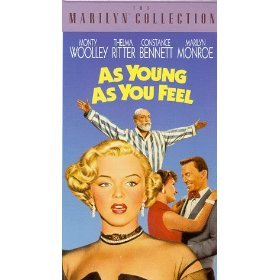 As Young As You Feel (VHS) 1951