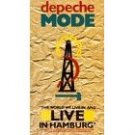 Live In Hambur by Depeche Mode (VHS) 1993